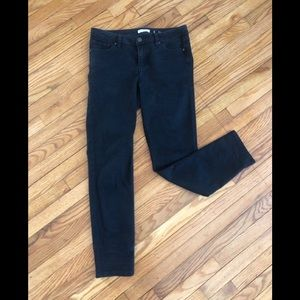 LC Lauren Conrad Black Skinny Jeans